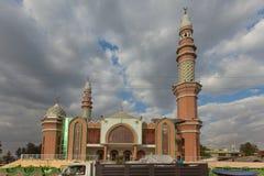 Muslim mosque in Ethiopia Stock Photo