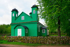 Muslim Mosque in Kruszyniany Stock Photography