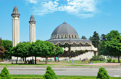 Muslim mosque Royalty Free Stock Photos
