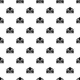 Muslim mosque pattern, simple style Royalty Free Stock Photography