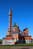 Muslim mosque Royalty Free Stock Photo