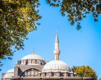 Muslim mosque Royalty Free Stock Image