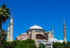 Muslim mosque in Turkey Royalty Free Stock Images