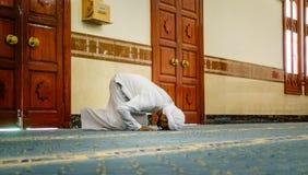 Muslim prayer Royalty Free Stock Photography