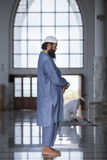 Muslim prayer Royalty Free Stock Photo