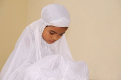 Muslim, Praying Stock Photo