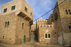 Muslim quarter, Hebron, Palestine Stock Photos