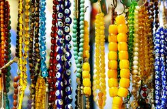 Muslim rosary beads Royalty Free Stock Photography