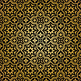 Muslim seamless pattern Royalty Free Stock Photos