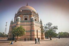 Muslim shrine Royalty Free Stock Image