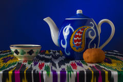 Muslim still life. Royalty Free Stock Images