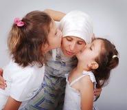 Muslim Teacher Royalty Free Stock Photos