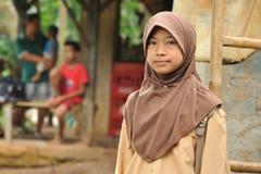 Muslim Teenager Girl Stock Photography