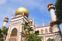 Muslim Temple Stock Image