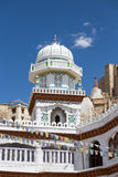 Muslim temple, Leh city in Ladakh, India Stock Image