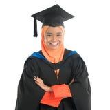 Muslim university student Stock Photos