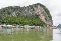 Muslim Village Pang Nga Bay, Thailand Stock Photography