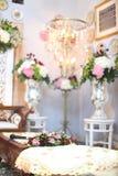 Muslim Wedding Ceremony. Room for muslim wedding ceremony Royalty Free Stock Photos