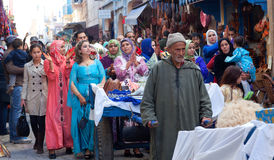 Muslim wedding, Morocco Royalty Free Stock Images
