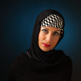 Muslim woman Royalty Free Stock Image