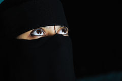 Muslim woman Royalty Free Stock Photo