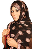 Muslim woman Stock Images