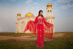 Muslim woman Stock Images