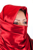 Muslim Woman Stock Photo