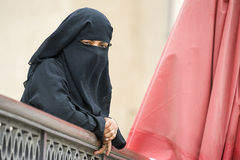 Muslim woman Stock Photos