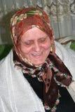 Muslim woman portrait Stock Image