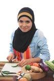 Muslimah begrepp Fotografering för Bildbyråer