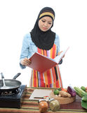 Muslimah concept Royalty Free Stock Photography