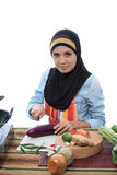 Muslimah Konzept Lizenzfreie Stockfotos