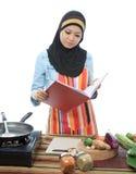 Muslimah Konzept Lizenzfreie Stockfotografie