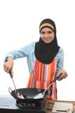 Muslimah Konzept Lizenzfreies Stockfoto