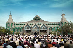 muslimböner Royaltyfri Bild