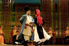 Muslimfolkmusikshowen   Arkivfoton