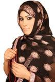 muslimkvinna Arkivbilder