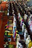 muslims моля Стоковое Изображение RF
