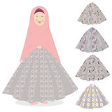 Muslims Fashion  Stock Image