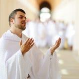 muslims makkah kaaba хаджа Стоковые Изображения RF