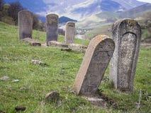 Muslimsk kyrkogård Arkivfoton
