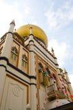 muslimtempel Arkivbild