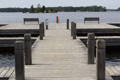 Musoka湖 库存图片