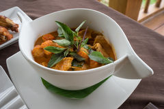 Mussaman curry Arkivfoton