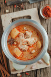 Mussaman Curry Royalty Free Stock Photography