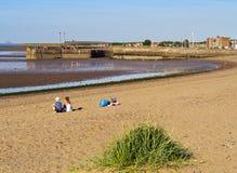 Musselburgh zdjęcie royalty free