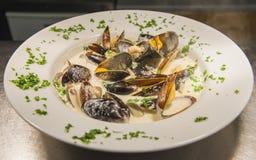 mussels zdjęcia royalty free