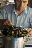 mussels3 στοκ φωτογραφία με δικαίωμα ελεύθερης χρήσης
