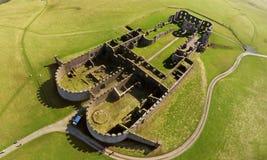 Mussenden Temle Co Антрим Северная Ирландия Стоковое Изображение